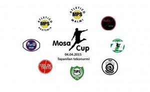 Mosa Cup - Logo 2015