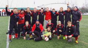 Harrastesarjan mestarit 2015: FC KaKe