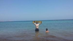 Tico-huivi Välimerellä