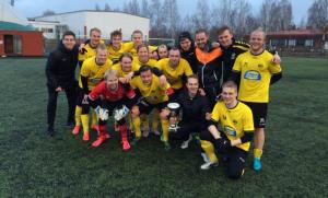 Mosa Cup -voittajat vuosimallia 2016
