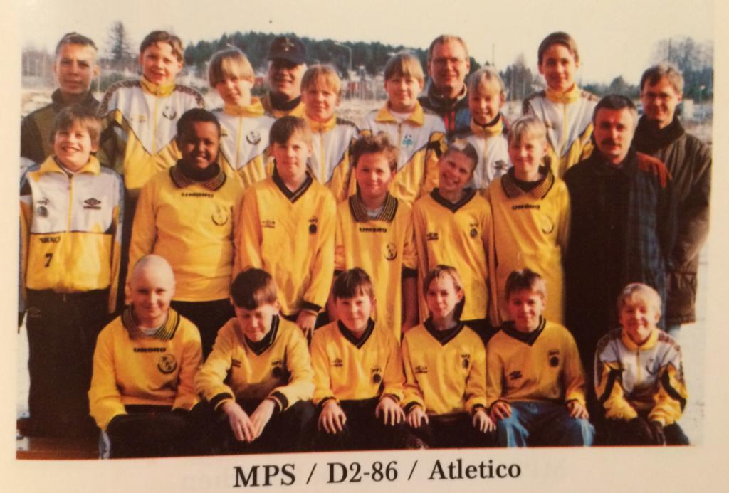 Tältä näytti MPS/Atletico vuosimallia 1998