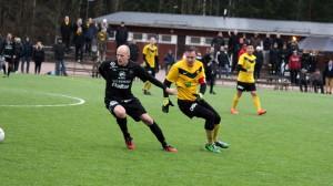 Atletico Malmi vs. FC Lahti Timo Kinnunen Petri Pasanen