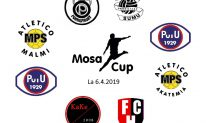 Mosa Cup, 2019, joukkueet